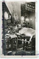 - 559 - Viet Nam - Indochine, Offrande Dans Une Pagote Au Cours, Photo Véritable, Glacée, édit Hanoi,non écrite,  Scans. - Viêt-Nam