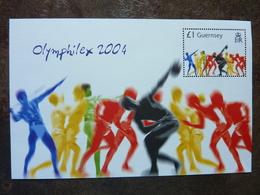 2004  Olymphilex   ** MNH - Guernesey
