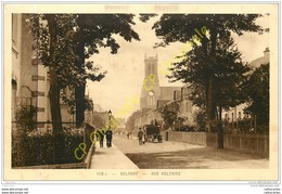 90. BELFORT . Rue Voltaire . - Belfort - Città