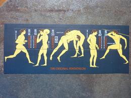 1996  The Original Pentathlon  ** MNH - Guernesey