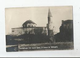 CONSTANTINOPLE ESKI IMARET DJAROI (ST SAUVEUR DE PANTEPOPTE)  1935 - Türkei