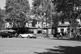 Paris XVI (75)-Place Victor Hugo Et Station (Edition à Tirage Limité) - Métro