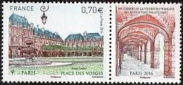 France N° 5055 **  Place Des Vosges à Paris - France