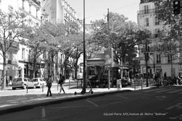 Paris XIX (75)-Station Bolivar (Edition à Tirage Limité) - Métro