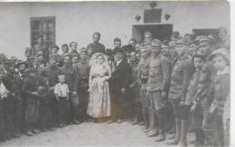 AK 0260  Hochzeit - Militär ( Uniformen ) Um 1921 - Hochzeiten