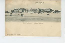 BERCK PLAGE - Hôpitaux Cazin-Perrrochaud Et Rotschild - Berck