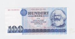 Billet  DDR De 100 Mark  De 1985  Pick 31 Neuf - [ 7] 1949-… : FRG - Fed. Rep. Of Germany