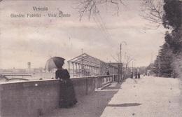 VENEZIA GIARDII PUBBLICI VIALE TRENTO VG AUTENTICA 100% - Venezia (Venice)