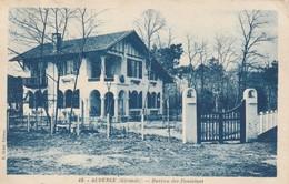 Cha--------------audenge Gironde Bureau Des Domaines -cliché Rare - France