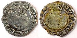 SCOTLAND - James VI (1567-1625), Two Shillings (1,00 G). - 1485-1662: Tudor/Stuart
