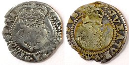 SCOTLAND - James VI (1567-1625), Two Shillings (1,00 G). - …-1662 : Monnaies Haut & Bas Moyen-Age