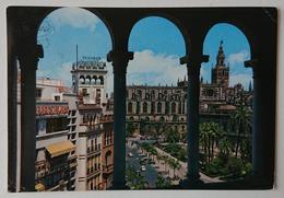 SEVILLA - La Catedral - CHRISTIANITY - Seguros Aurora Hotel   Vg S2 - Sevilla (Siviglia)