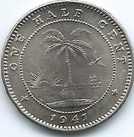 Liberia - 1941 -½ Cent - KM10a - Liberia