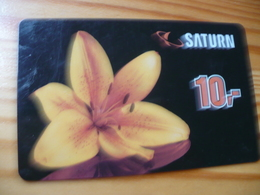 Saturn Gift Card Germany - Flower - Gift Cards