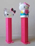 - PEZ. Hello Kitty - Lot De 2 - - Pez