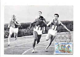 CARTE MAXIMUM 1968 J O MUNICH - Maximum Cards