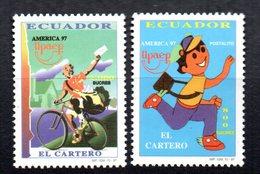 Serie  Nº 1399/1400  Ecuador - Ecuador