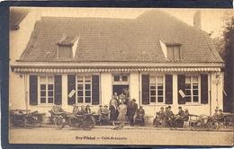 STROMBEEK - Café-Laiterie Du Dry-Pikkel (Reklame Kaart,zie 2 Scans) - Grimbergen