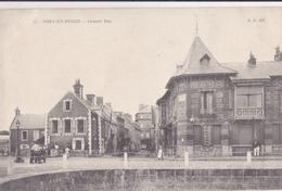 Port-en-bessin/14/ Grande Rue/ Réf:fm:1168 - Port-en-Bessin-Huppain