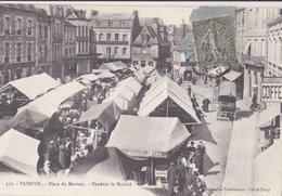 Paimpol/22/ Place Du Martray Pendant Le Marché/ Réf:fm:1171 - Paimpol