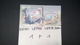 Timbres En Francs Français Neufs Pour 50 Envois Lettre Verte (20 Grs ) Pour 20 Euros.Voir Description. - France