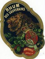 étiquette De RHUM (1118) - Rhum