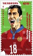 Armenië / Armenia - Postfris / MNH - Voetballers, Mkhitarian 2019 - Armenië