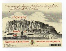 San Marino - 2007 - Il Postiglione - 1 Valore - (FDC15891) - Blocchi & Foglietti