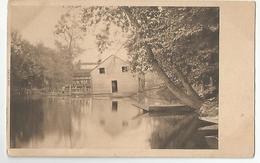 Cpa Moulin A Eau A Identifier - Postcards