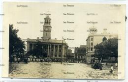 China Hankow Floods 1931 Original Postcard Size Photo - China