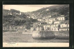 Postal Elanchove, Ortsansicht - España