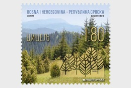 Bosnië / Bosnia - Postfris/MNH - Complete Set Natuurbescherming 2019 - Bosnië En Herzegovina