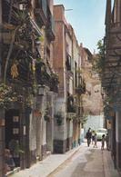 CPM ESPAGNE - ALICANTE - Quartier Typique - Alicante