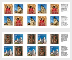 Kroatië / Croatia - Postfris/MNH - Complete Booklets Maria Beelden 2019 - Kroatië