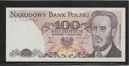 Pologne - 100 Zlotych - Pick N°143e - SPL - Pologne