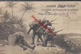 ** GUERRA ITALO-TURCA.-** - Altre Guerre