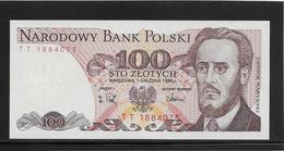 Pologne - 100 Zlotych - Pick N°143e - NEUF - Pologne