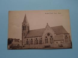 St-JAN ( Yper ) Kerk Eglise ( Uitgave Eigendom Der Kerk / Foto Gyselinck ) Anno 1931 ( Zie Foto's ) ! - Ieper