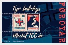 Faeroër / Faroes - Postfris/MNH - Sheet Voor De Vaderlozen 2019 - Faeroër