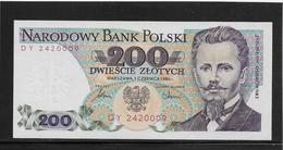 Pologne - 200 Zlotych - Pick N°144c - NEUF - Pologne