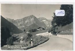 CPM-19996-Suisse - Arrivée à Champéry-Vente Sans Frais Ni Port - VS Valais