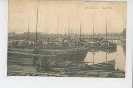 LILLE - Le Port - Lille
