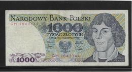 Pologne - 1000 Zlotych - Pick N°146c - TB - Pologne