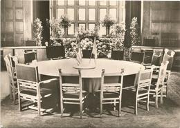 W3481 Potsdam - Cecilienhof - Historische Gedenkstatte Des Potsdamer Abkommens - Konferenzsaal - Potsdam