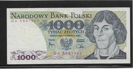 Pologne - 1000 Zlotych - Pick N°146c - SPL - Pologne