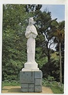 JAPAN - AK 354126 Hirado - Jagatara Girl Statue - Japan