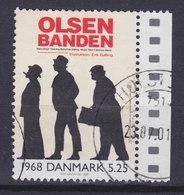 Denmark 2000 Mi. 1265   5.25 Kr Danish Film Poster : Olsen Banden - Dänemark