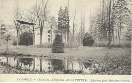 EVERGEM : Chateau De - Het Kasteel Van M. Dekuyper - Cachet De La Poste 1906 - Evergem