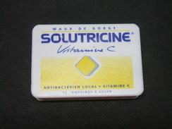 BOITE Vide SOLUTRICINE Vitamine C - Rhône-Poulenc - Matériel Médical & Dentaire