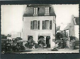 CPSM Format CPA - L'ILE TUDY - L'Hôtel Du Vieux Port - Automobiles - Ile Tudy